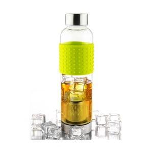 Zelená fľaša na ľadový čaj IT2GO 420 ml