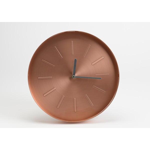 Hodiny Copper, 31 cm