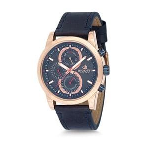 Pánske hodinky s koženým remienkom Bigotti Milano Lirado