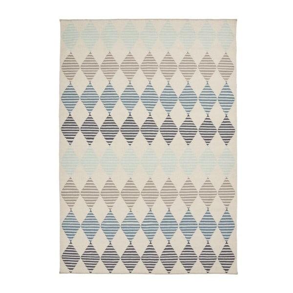 Ručne tkaný vlnený koberec Linie Design Rokko, 160x230cm
