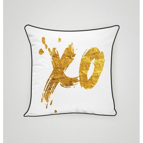 Obliečka na vankúš XO Gold, 45x45 cm