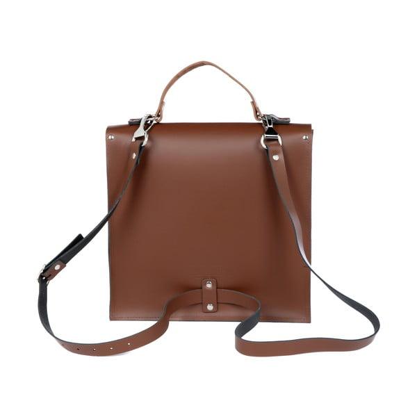 Kožený batoh Morley Chestnut/Black