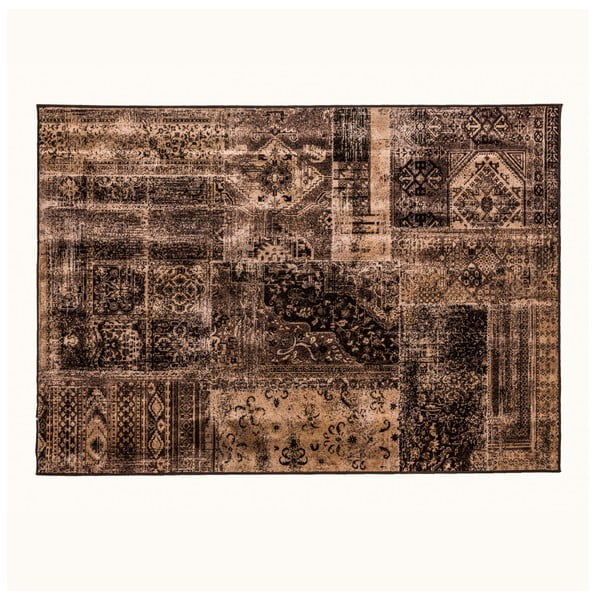 Koberec Vintage Antique Brown, 200x300 cm