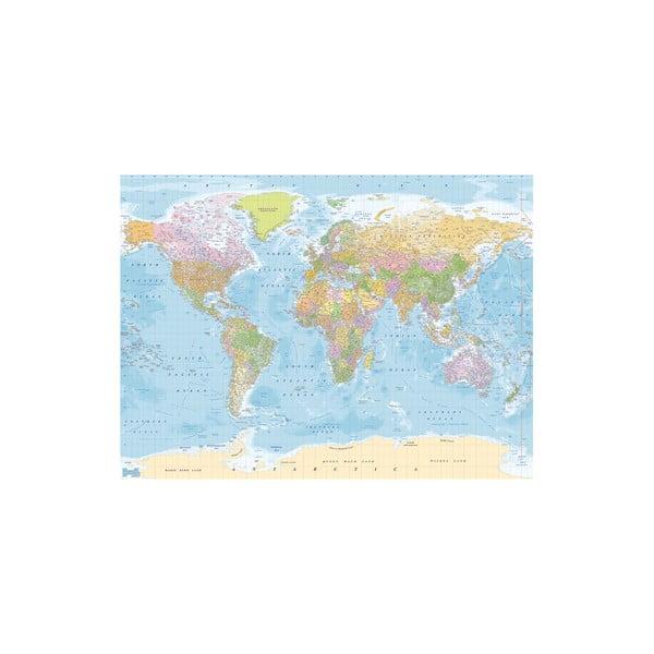 Veľkoformátová tapeta Bluemap, 315x232cm