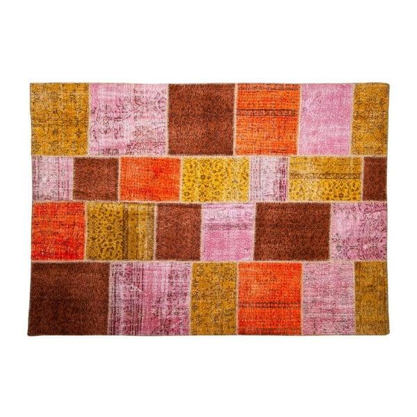 Vlnený koberec Allmode Fago, 180x120 cm