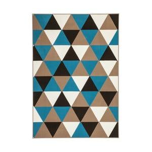 Koberec Kayoom Stella Trian Multi Turkis, 160×230cm