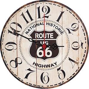 Nástenné hodiny Historic Highway, 30 cm