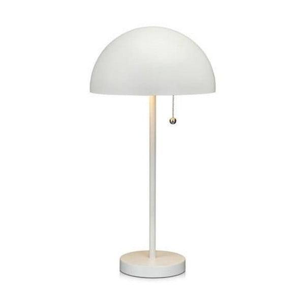 Biela stolová lampa Markslöjd BAS White