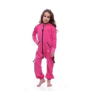 Detský overal Summer Pink, 6-7 rokov