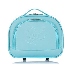 Modrá príručná batožina Les P'tites Bombes