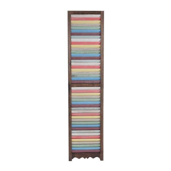 Paraván Patchwork Pastel Brown, 161x170 cm