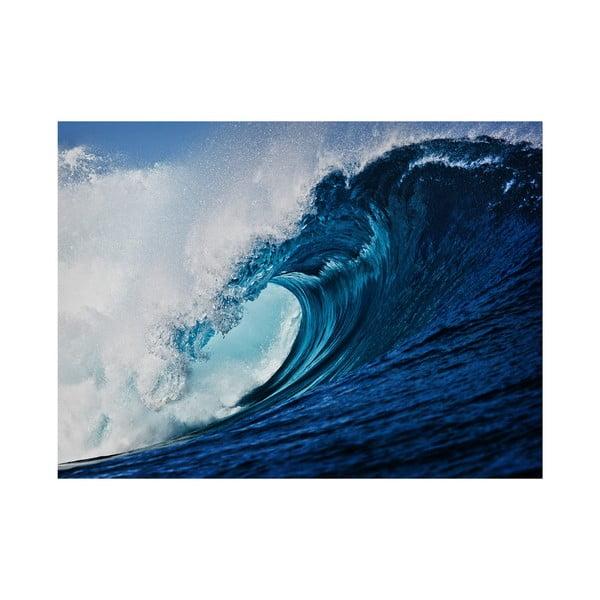 Veľkoformátová tapeta Vlna, 315x232 cm