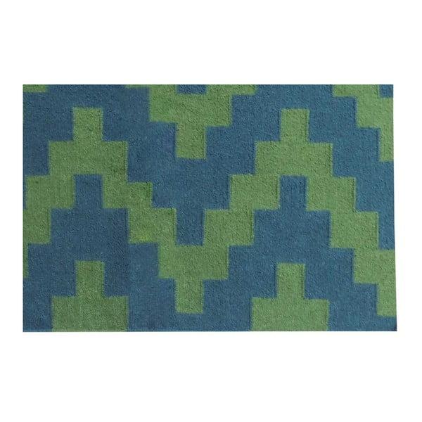 Ručne tkaný koberec Kilim Modern 32, 100x160 cm