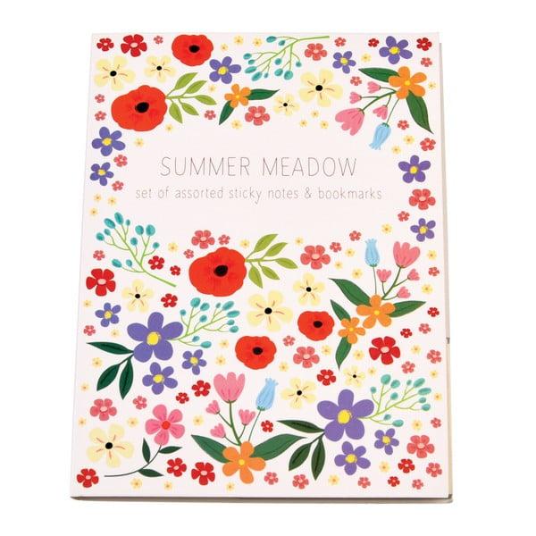 Sada lepiacich bločkov Rex London Summer Meadow