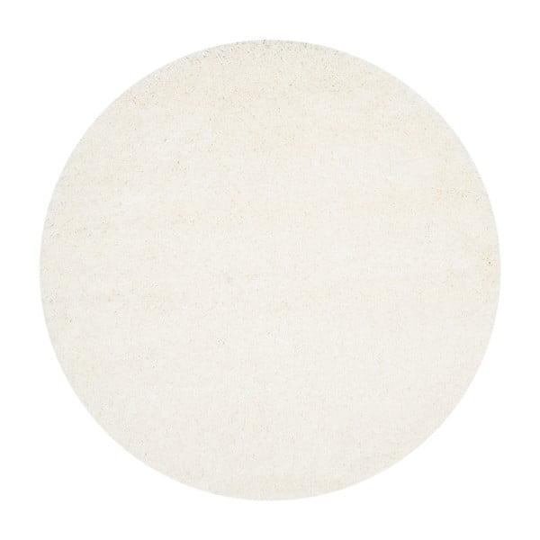 Koberec Crosby White, 121 cm