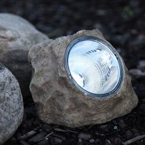 Záhradné LED svetlo Best Season Stone