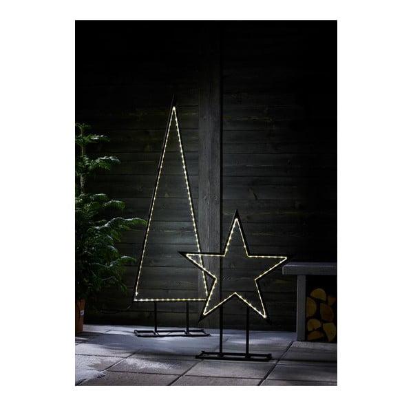 Stojacia LED svietiaca dekorácia Stolt, 150 cm