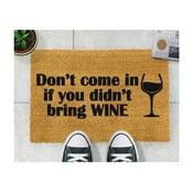 Rohožka Artsy Doormats Without Wine, 40 × 60 cm