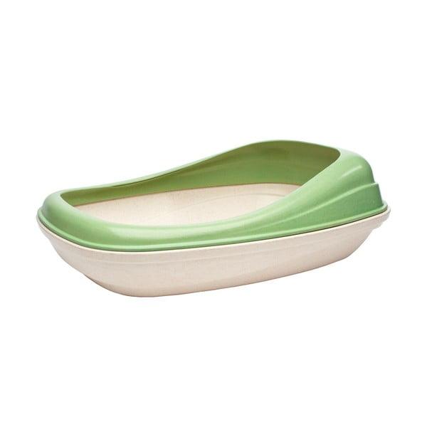 Toaleta pre mačky Beco Tray, zelená
