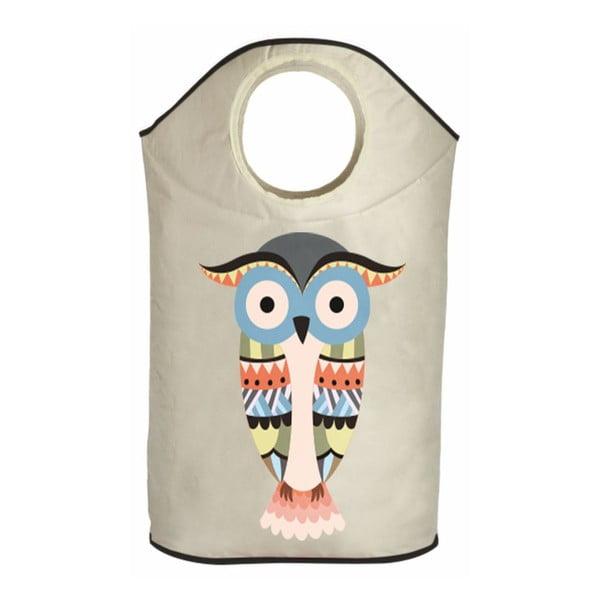 Kôš na bielizeň Tribal Owl
