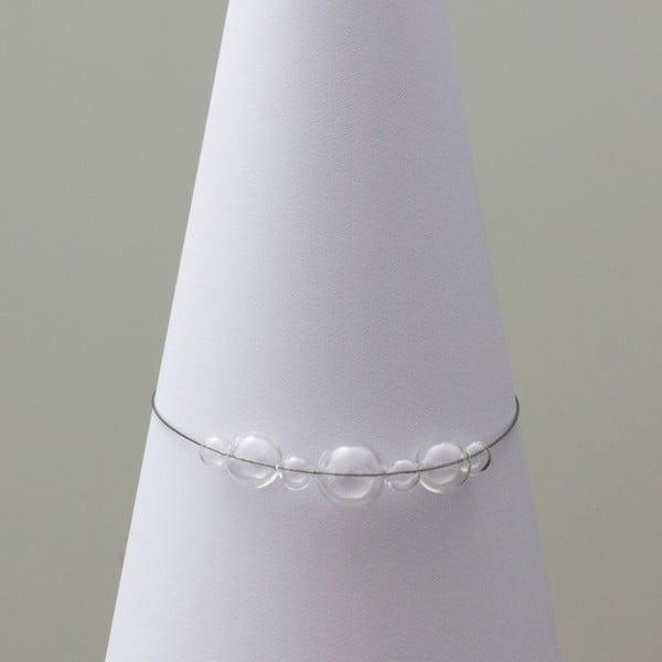 Sklenený náhrdelník ko–ra–le Crystal vol. 4