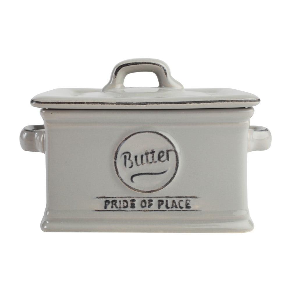 Sivá nádoba na maslo T&G Woodware Pride of Place