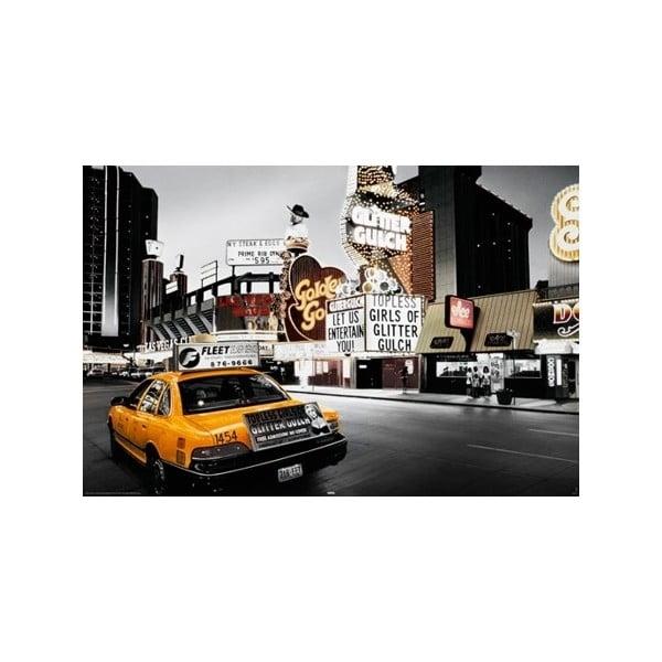 Fotoobraz Taxi, 51x81 cm