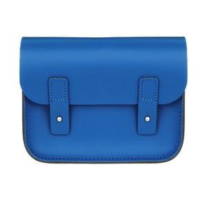 Kožená kabelka cez rameno Pensford Royal Blue