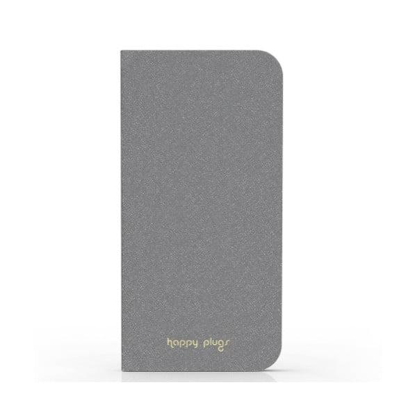 Preklápací obal Happy Plugs na iPhone 6, šedý
