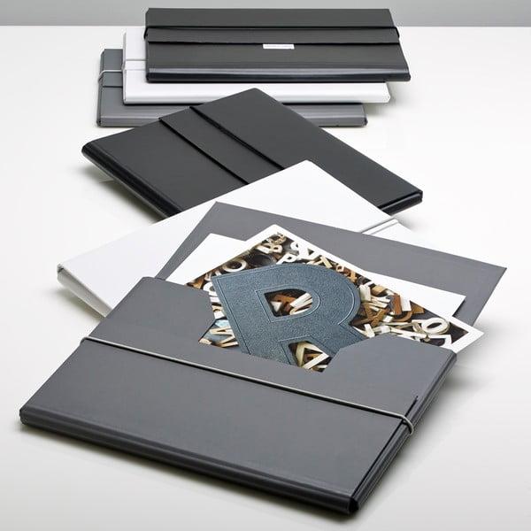 Dosky na dokumenty Design Ideas Frisco Black