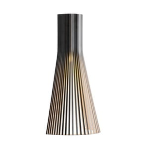 Nástenné svietidlo Secto 4230 Black, 60 cm