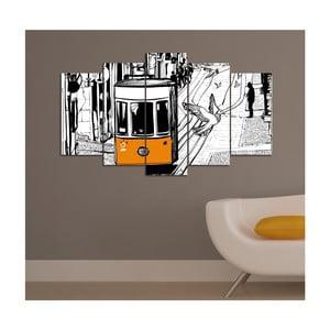 Viacdielny obraz Insigne Lasmitto, 102 × 60 cm