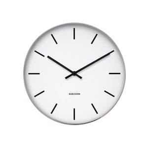 Nástenné hodiny Present Time Station