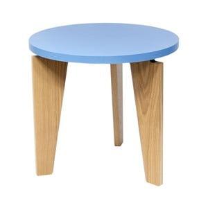 Modrý odkladací stolík TemaHome Magnolia