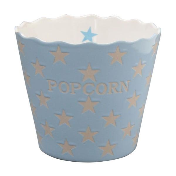 Miska na pukance Krasilnikoff Baby Blue Star