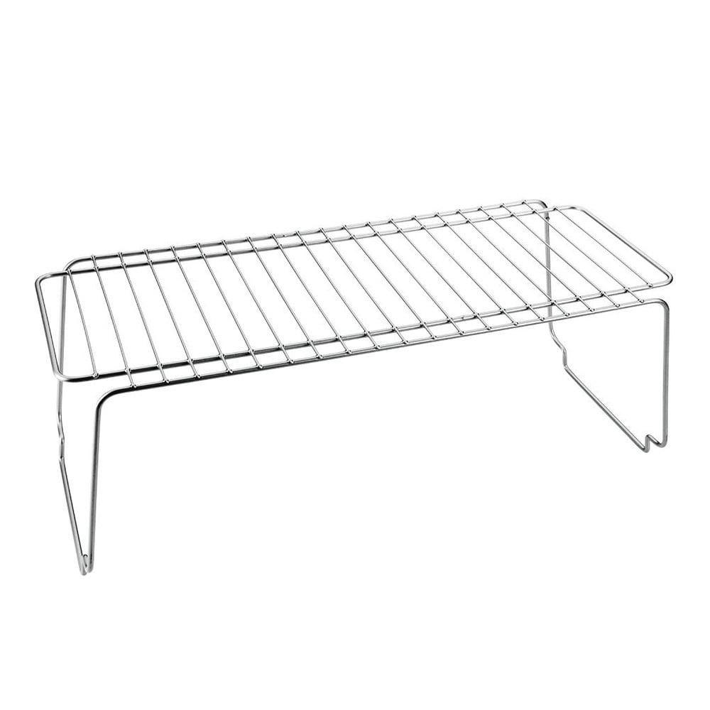 Prídavná polička do kuchynskej skrinky Metaltex Polo, šírka 19 cm