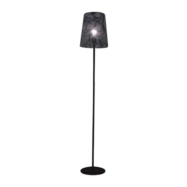 Stojacia lampa Odys Black