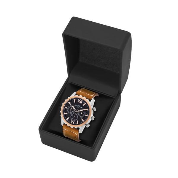 Pánske hodinky Grayson Brown Black
