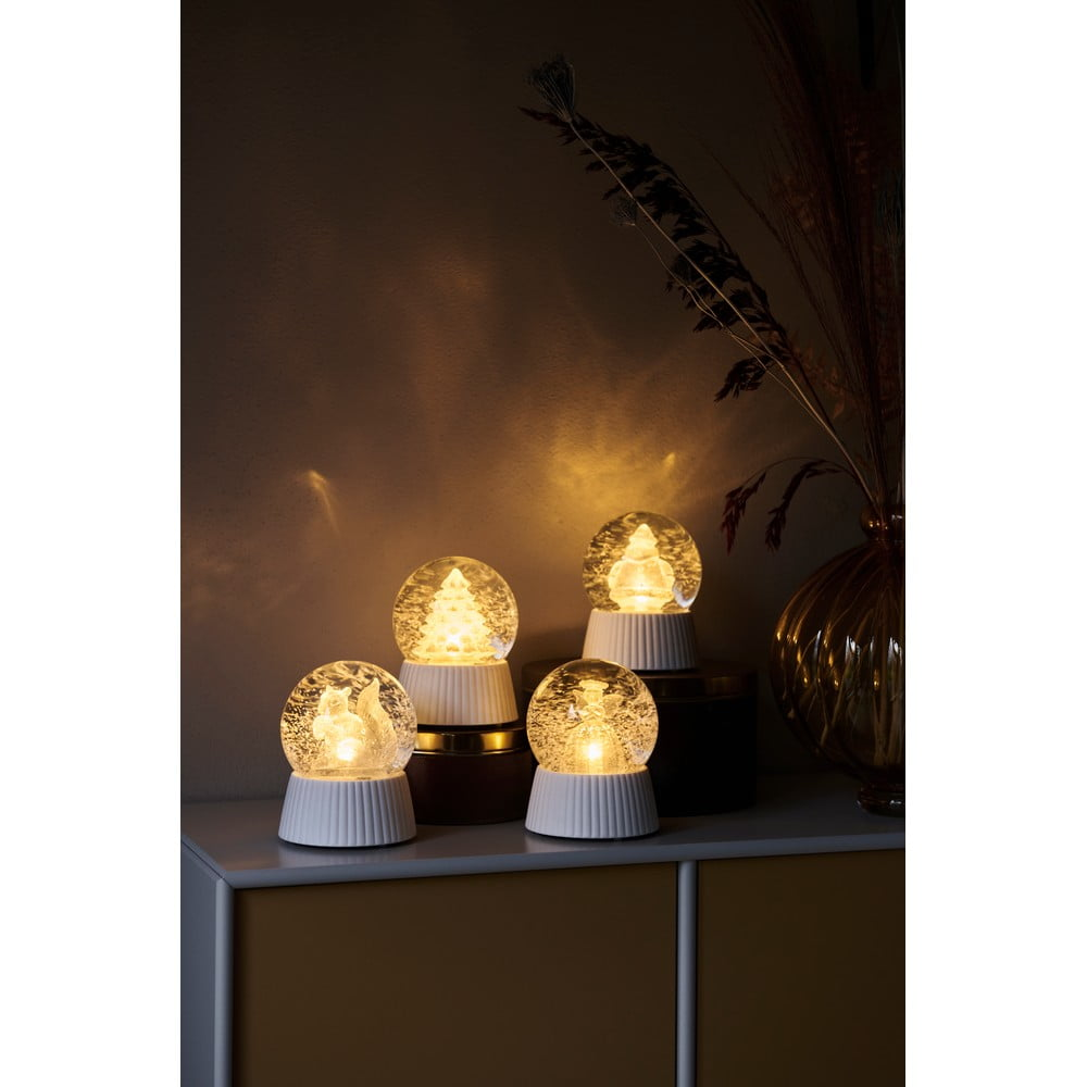 Svetelná LED dekorácia Sirius Cilja, výška 13 cm