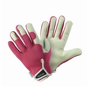 Záhradné rukavice Lady Gardener Pink