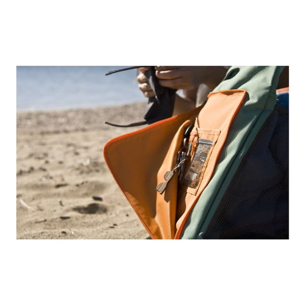 Zelená plážová taška Terra Nation Tama Kopu, 34 l