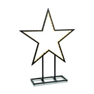 Svietiaca dekorácia Stolt Star, 80 cm