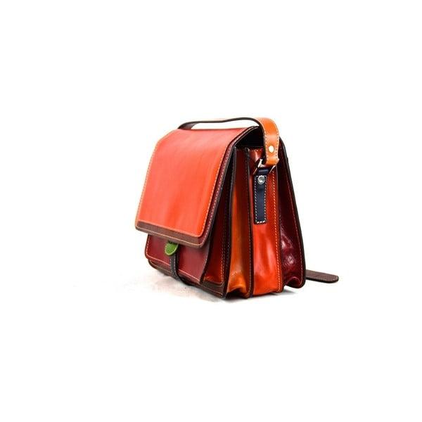 Kožená kabelka Santo Croce 132089 Multi