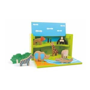 Hrací box Legler Zoo Play