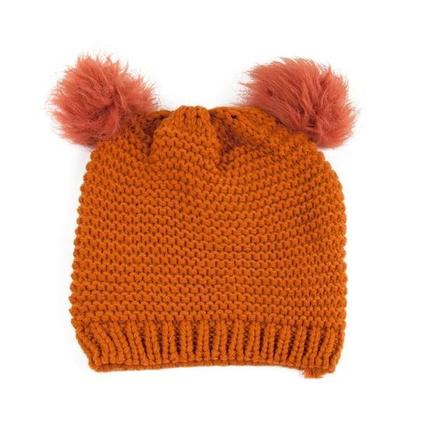 Čiapka Ears Orange