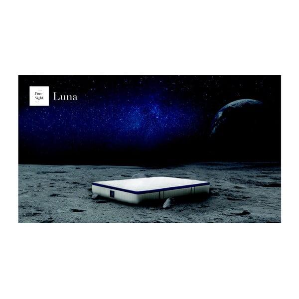 Matrac s pamäťovou penou Pure Night Luna, 200×200cm