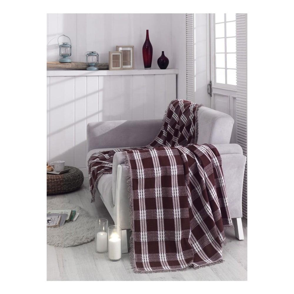 Televízna deka z bavlny, 180 × 230 cm