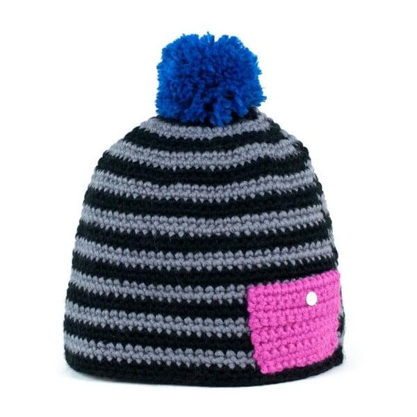 Sivá čapica Jolly