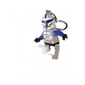 Svietiaca kľúčenka LEGO Star Wars Kapitán Rex