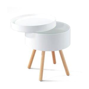 Odkladací stolík s úložným priestorom Tomasucci Spok